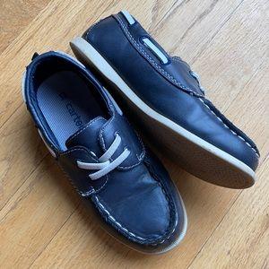 Boys blue Carter's shoes size 13